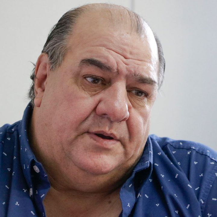 Ministro Néstor Garcia